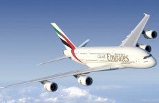 Dubai's Emirates posts 56% jump in 2015 profit