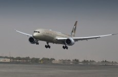 Etihad launches 787 Dreamliner to Shanghai