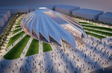 Spain's Calatrava wins design competition for UAE Expo 2020 pavilion