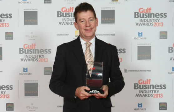 GB AWARDS - AVIATION CEO OF THE YEAR - DUBAI AIRPORTS - PAUL GRIFFITHS 3