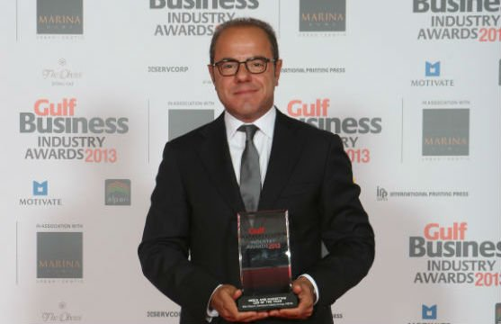 GB AWARDS - MEDIA AND MARKETING CEO OF THE YEAR - ELIE KHOURI -4 copy