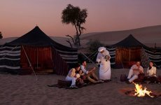 Abu Dhabi Launches Arabian Nights Village