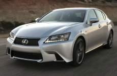 Car Review: Lexus GS350 F-Sport