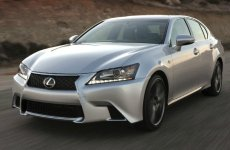 Car Review: Lexus GS350 F-Sport
