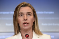 EU foreign policy chief to visit Saudi Arabia and Iran next week