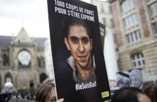 Saudi blogger Raif Badawi wins EU's Sakharov rights prize