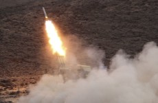 Saudi forces intercept two missiles from Yemen