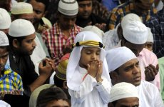 Pictures: Eid celebrations across the world
