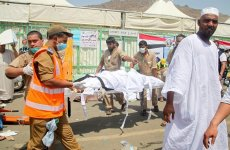 Death toll in Saudi haj disaster at least 2,070