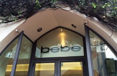 Dubai Mall store is Bebe's best selling unit globally