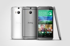 Pictures: HTC Unveils New Flagship Phone, HTC One M8