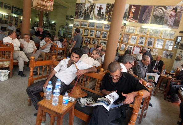 IRAQ-MUTANABI-DAILY LIFE