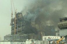 Blaze breaks out at building in Dubai's JVC, no injuries reported
