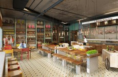UAE's Just Falafel Enters India, Opens First Restaurant In Bangalore