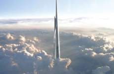 Work Begins On World's Tallest Tower