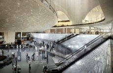 Construction work begins on Kuwait's new $4.3bn airport terminal