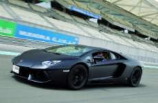 Review: Lamborghini Aventador LP-700