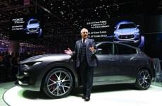 Interview: Maserati's CEO on the company's new SUV