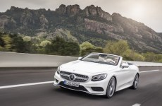 Mercedes-Benz says Middle East growth slowing