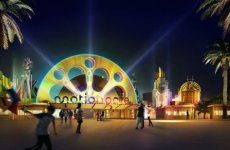 Dubai Parks And Resorts Begins Work On DreamWorks Zone