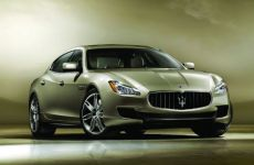 Car Review: Maserati Quattroporte