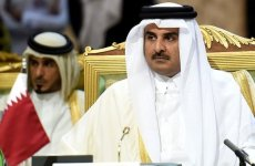 Qatar's emir not attending Arab summit in Saudi Arabia