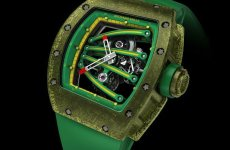 Richard Mille Unveils 2013 Watches