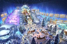 Abu Dhabi's Reem Mall plans world's largest indoor snow-play park