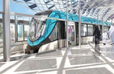 Tunneling work begins on mega Riyadh Metro project
