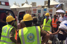 Update: Over 700 pilgrims killed in stampede in worst haj disaster in 25 years