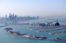 Gyrocopter crashes off Dubai's coast