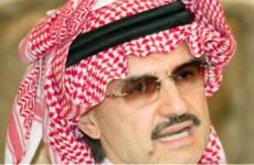 "Saudi billionaire Prince Alwaleed calls Trump ""disgrace to the US"""