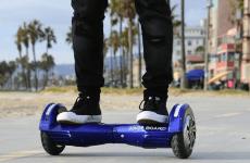 Dubai bans hoverboards in public places