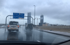 UAE weather update: Rains, strong winds forecast with poor visibility