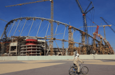 Worker dies at Qatar World Cup stadium in 'work-related fatality'