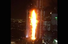 Electrical short circuit caused Address hotel fire – Dubai police