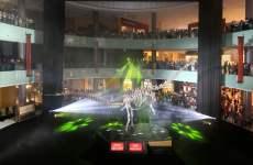Dubai Mall Displays 155 Million Year-Old Dinosaur