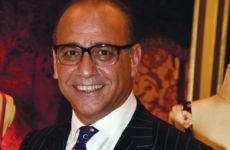 Former Dragons' Den Star Theo Paphitis On His Dubai Debut