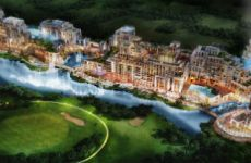 Damac To Launch Mixed-Use Luxury Strip Vista Lux In Akoya