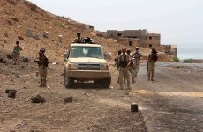 Seven Saudi troops, many Houthis killed near Yemen border