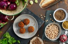 Just Falafel Plans 160 New Restaurants In US, Canada
