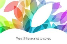 iPad 5 And New iPad Mini Launch Expected Next Week
