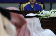 "Clinton Expresses ""Regret"" Over UAE's Move"