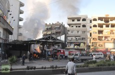 More Than 30 Killed In Damascus Car Bombs