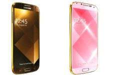 Samsung Unveils Dhs2,499 Gold Galaxy S4 In UAE