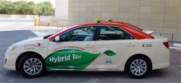 hybrid taxis