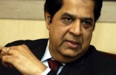 Exclusive: Infosys Boss K. V. Kamath
