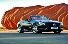 Review: The Mercedes SL Legend