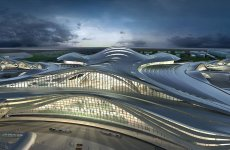 Abu Dhabi airport's new Midfield Terminal project 55% complete – official