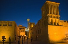 Dubai's Old Town Rent Up 10% For H1